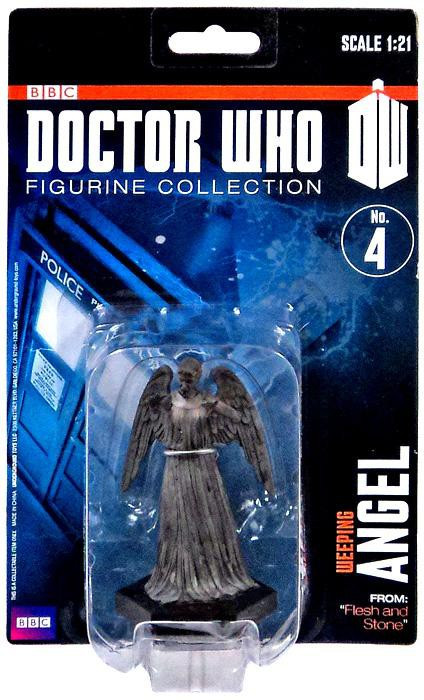 Doctor Who Figure Collection Weeping Angel Collectible Fi...