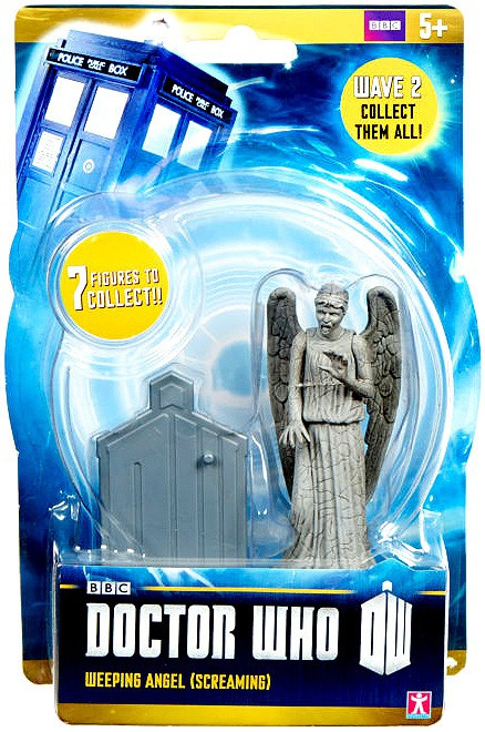 Underground Toys Doctor Who Wave 2 Weeping Angel Action F...