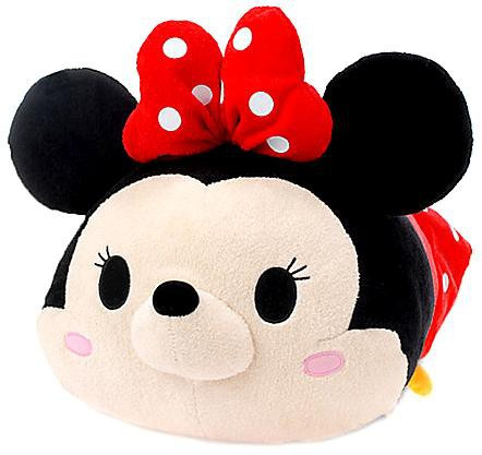 Disney Tsum Tsum Mickey & Friends Minnie Mouse Exclusive ...