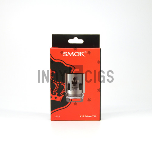 TFV12 Prince Coils - T10 - 3 Pack