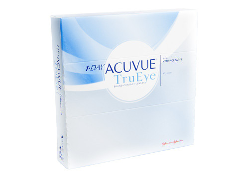 1 - Day Acuvue Trueye - 90 Pack Front
