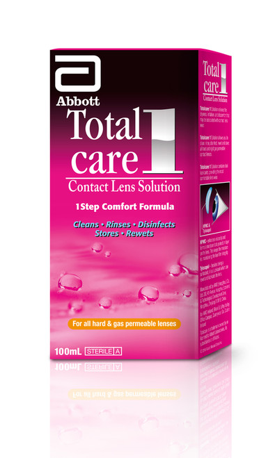 Total Care 1 100ml Front