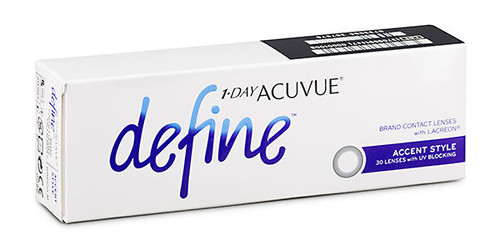 1-Day Acuvue Define - Accent Style Front