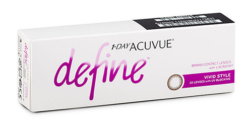 1-Day Acuvue Define - Vivid Style Front