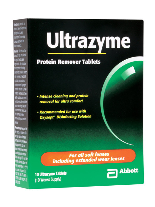 Ultrazyme - 10 Pack Side