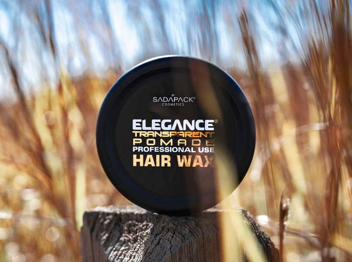 What is hair wax?