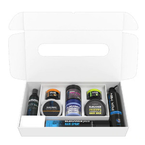 Hairstyling grooming kit