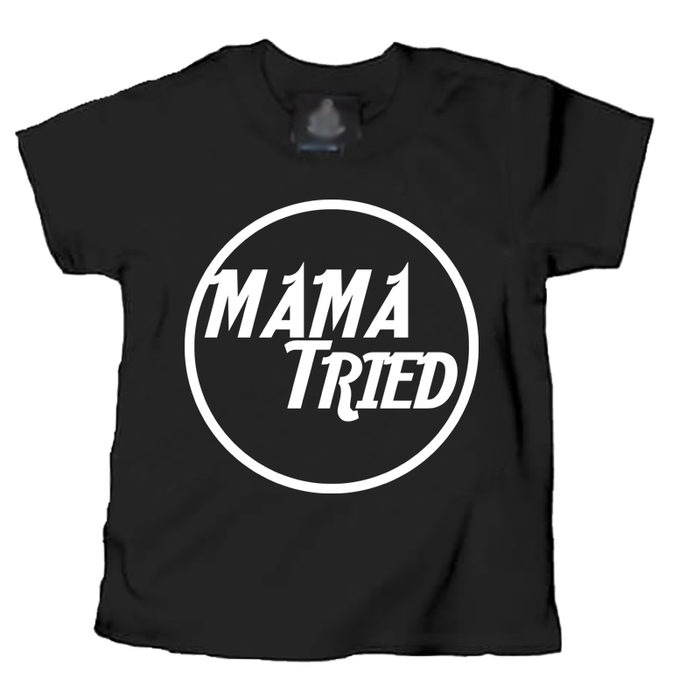 Kids Mama Tried - Tshirt