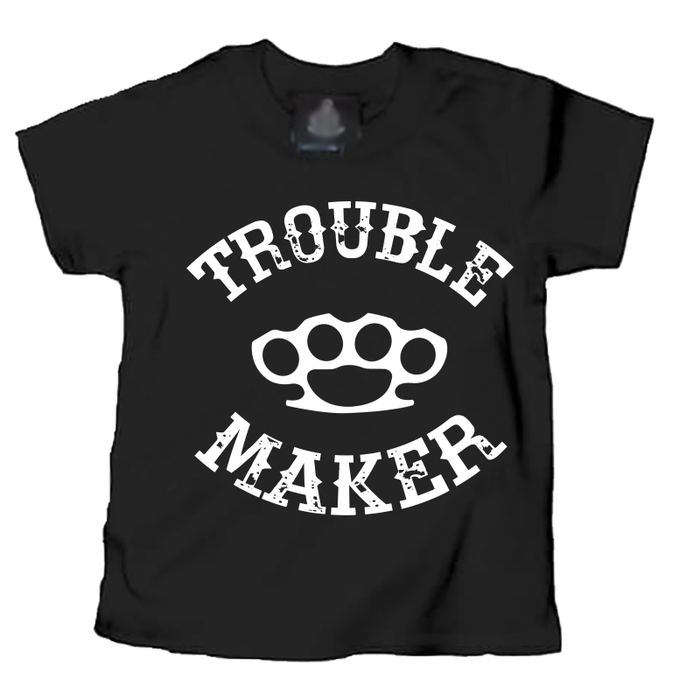 Kids Trouble Maker - Tshirt