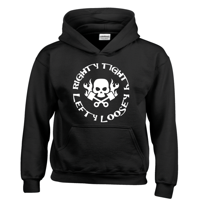 Kids Righty Tighty Lefty Loosey - Hoodie