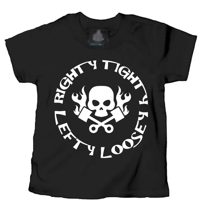 Kids Righty Tighty Lefty Loosey - Tshirt