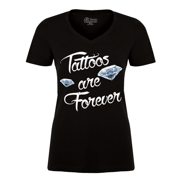 Women'S Tattoos Are Forever - Tshirt