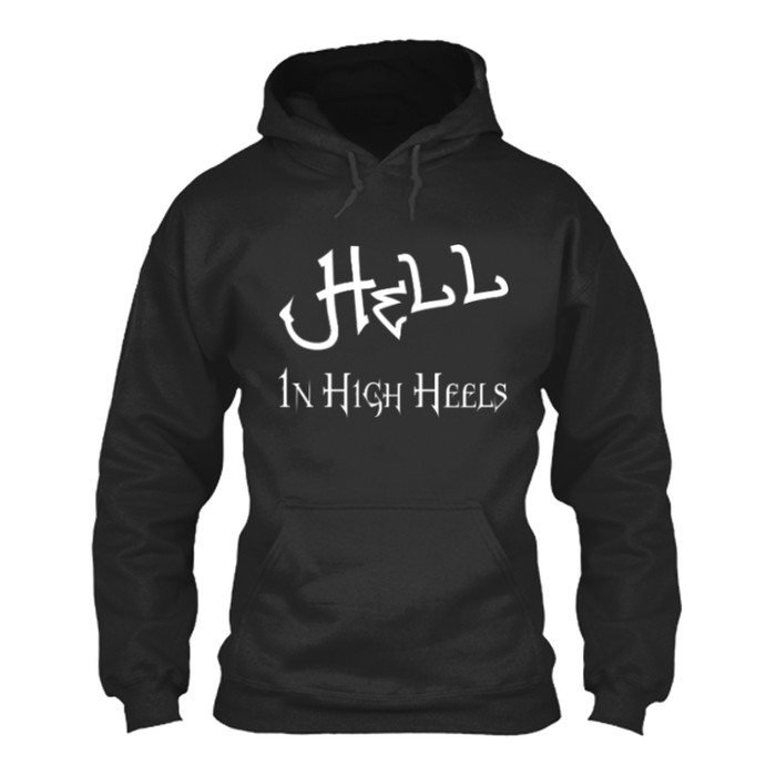Women'S Hell In High Heels - Hoodie