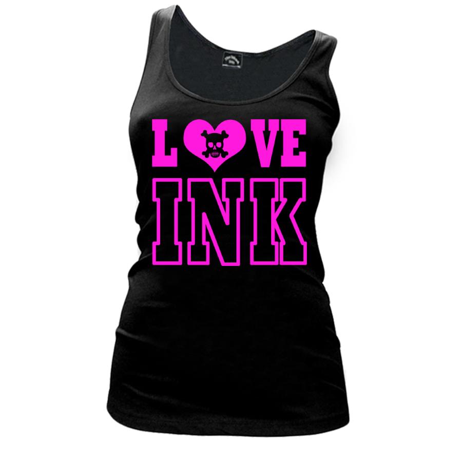 Women'S Love Ink - Tank Top