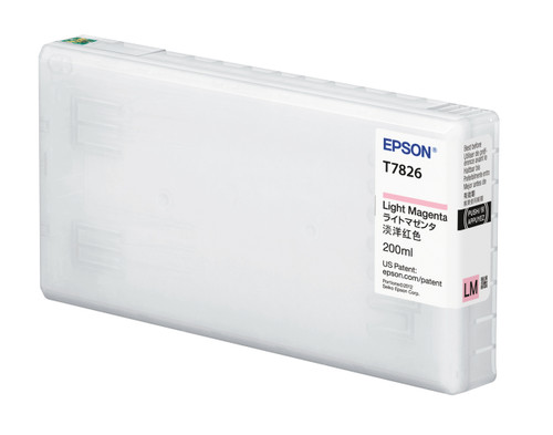 Epson DL700 Light Magenta Ink Cartridge (200 mL)