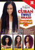 Freetress Equal Cuban Twist Braid 12""