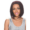 Sister Wig Afro Braid with Baby Hair Synthetic Lacefront Wig- LACE BRAID BOB A-LINE