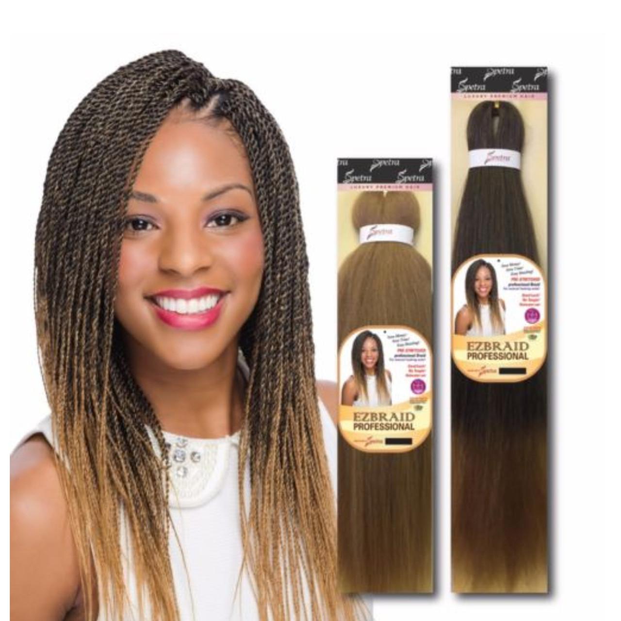 """Spetra EZBRAID Professional EZ S 20"""" - Top Hair Wigs"""