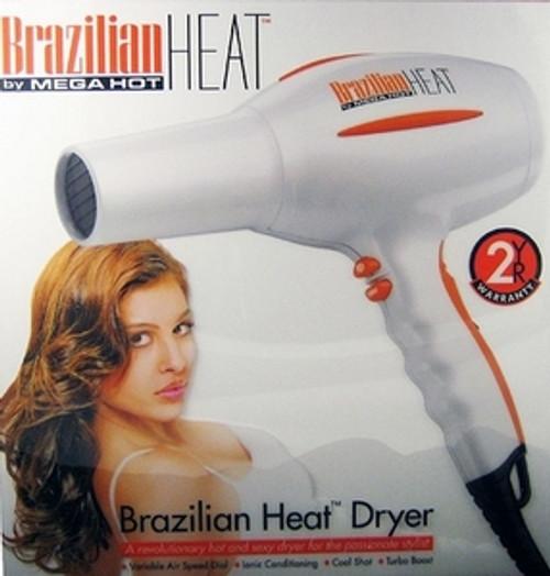Brazilian Heat Ionic Hair Dryer