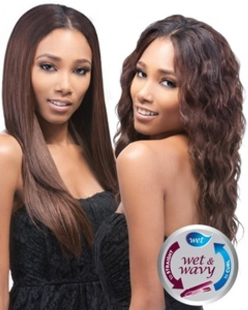 Outre Duvessa Indian Remi Loose Indian Wet & Wavy