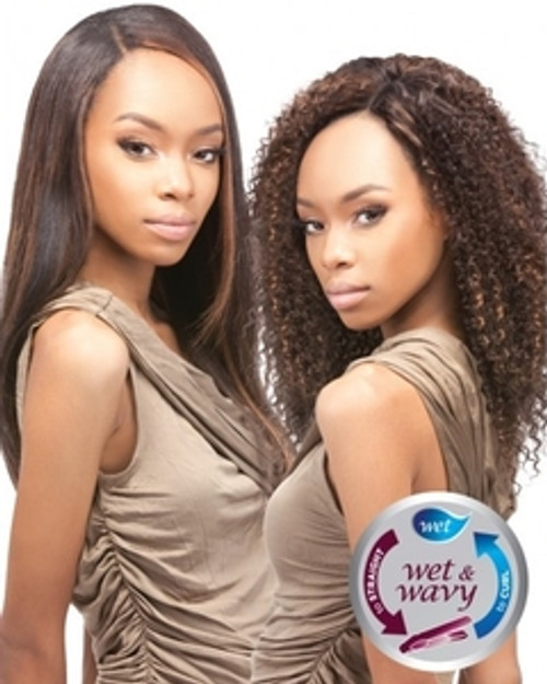 Outre Duvessa Indian Remi Curly Indian Wet & Wavy
