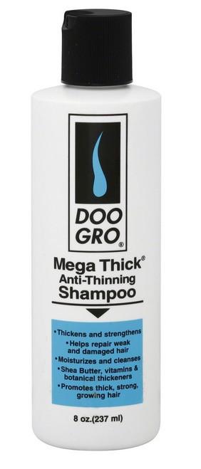 DOO GRO®Mega Thick Shampoo Anti-Thinning Formula- 8oz