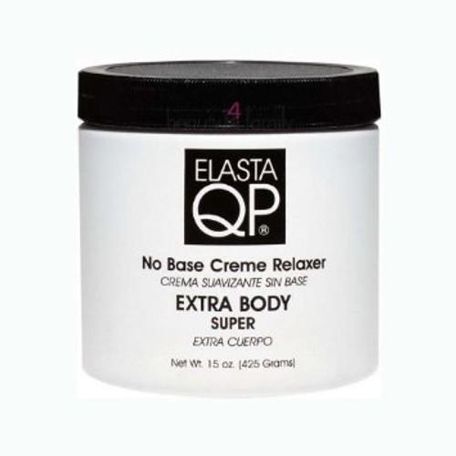 Elasta QP No Base Creme Relaxer Extra-Body- 15oz