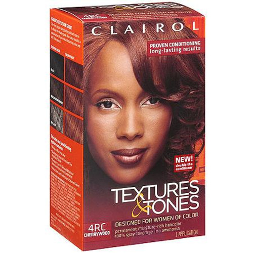 Clairol Professional Permanent Hair Color Textures And Tones Top
