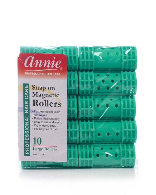 Annie Snap On Magnetic Rollers 7 8 Large