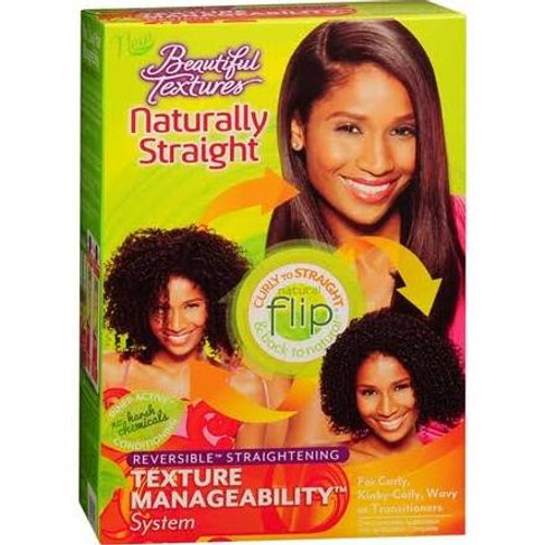 Beautiful Textures Naturally Straight Texture Manageability System Kit