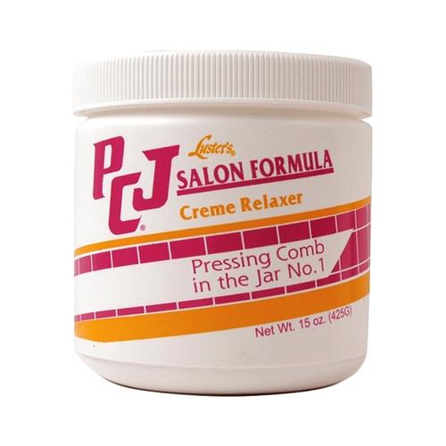Luster's PCJ Pressing comb Salon Formula Creme Relaxer- 15oz