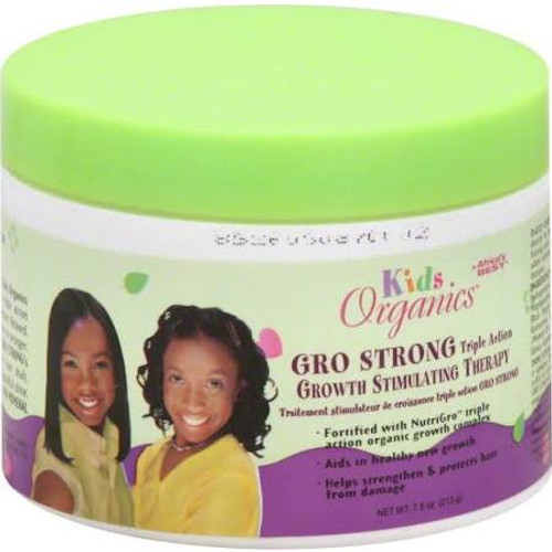 Africa's Best Kids Organics Gro Strong Triple Action Growth Stimulating Therapy - 7.5 oz