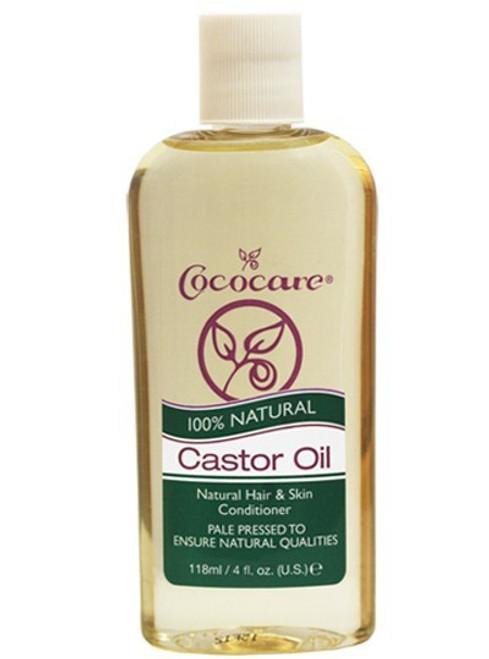 100% NATURAL CASTOR OIL- 4oz