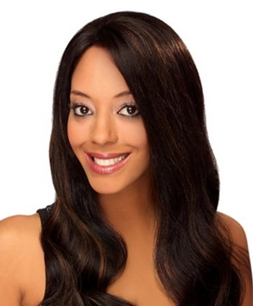 HRH-LACE WIG HOLLYWOOD Hollywood Sis Remy Human Hair Lace Front Wig