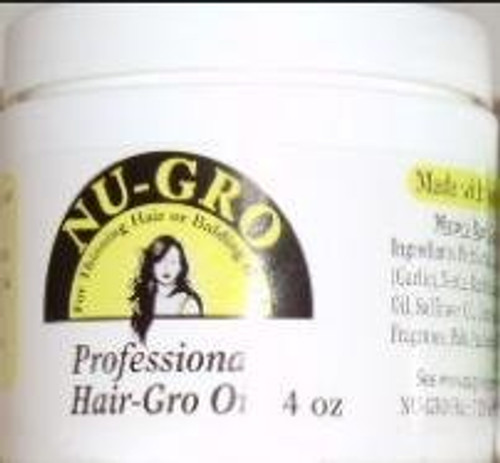 Professional Hair-GRO Oil- 4oz