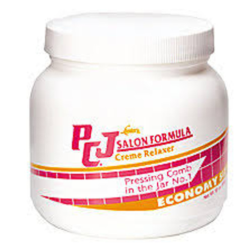 Luster's PCJ Salon Formula Creme Relaxer- 32oz