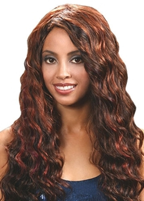 "Bobbi Boss First Remi Premium Remi Hair Classic Wave 12""- 18"""
