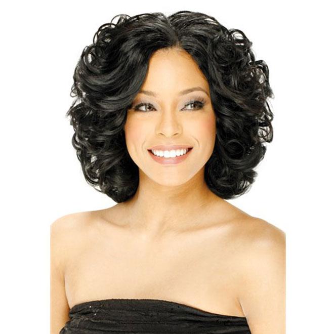 Model Model Cuticle Remy Qutix Spiral Roll 3pcs Weave Hair Top