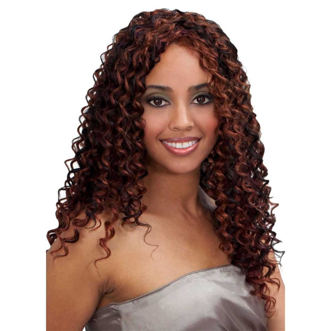 Bobbi Boss Indi Remi Soul Wave Remi Hair Weave Top Hair Wigs
