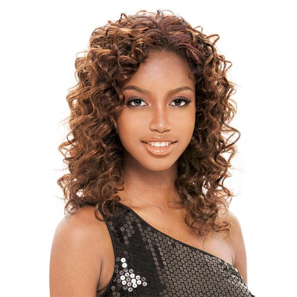 Milky Way Fourbulous 4pcs French Twist Style 8 14 Top Hair Wigs
