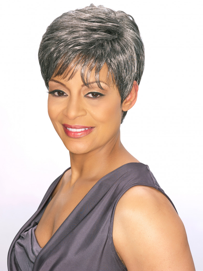 Foxy Silver Collection Edna Style Top Hair Wigs
