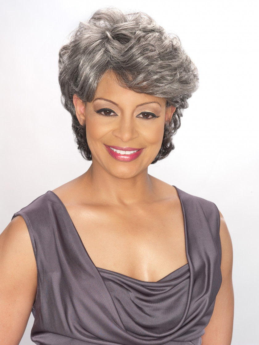 Foxy Silver Collection Emily Style Top Hair Wigs