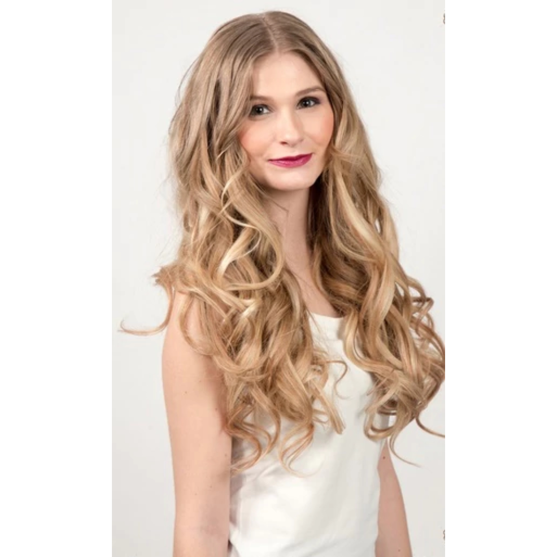 Bohyme Gold French Body Remy Human Hair Top Hair Wigs