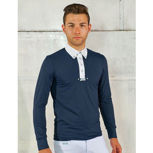 For Horses Giove Long Sleeve Show Shirt