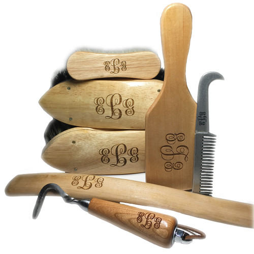 Personalized Grooming Set