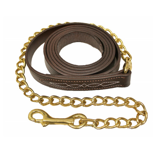 "Walsh Fancy Stitch Lead w/ 24"" Chain"