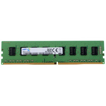 Samsung 8GB DDR4 2133MHz PC4-17000 288-Pin non-ECC Unbuffered 1.2V Dual Rank DIMM Desktop Memory M378A1G43EB1-CPB