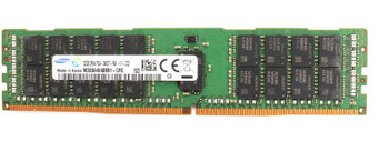 Samsung 32GB DDR4 2400MHz PC4-19200 288-Pin ECC Registered 1.2V Dual Rank DIMM Server Memory M393A4K40BB1-CRC