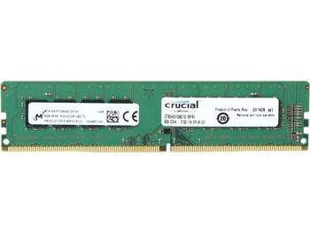 Crucial 8GB DDR4 2133MHz PC4-17000  Desktop Memory CT8G4DFD8213