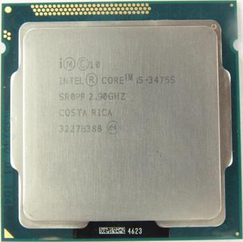 Intel Core i5-3475S 2.90GHz Socket-1155 OEM Desktop CPU SR0PP CM8063701212000